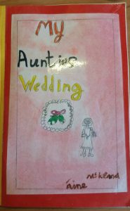 My Aunties Wedding by Áine Mckenna
